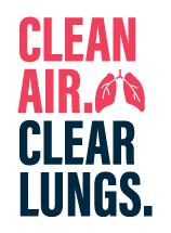 clean air clean lungs